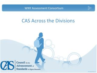 CAS  Across  the Divisions