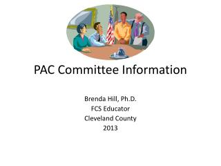 PAC Committee Information