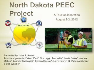 North Dakota PEEC Project