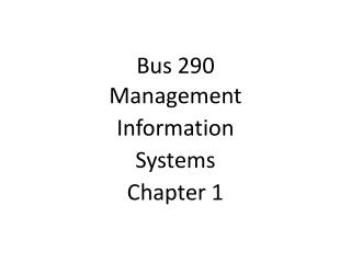 Bus 290