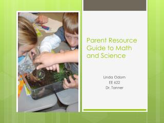 Parent Resource Guide to Math and Science
