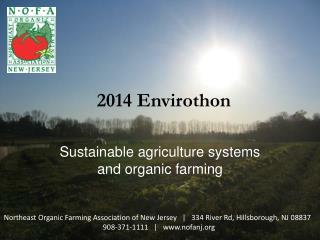 2014  Envirothon