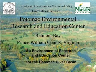 Potomac Environmental Research and Education Center