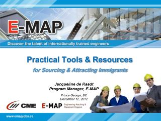 Practical Tools & Resources for Sourcing & Attracting Immigrants