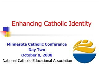 enhancing catholic identity