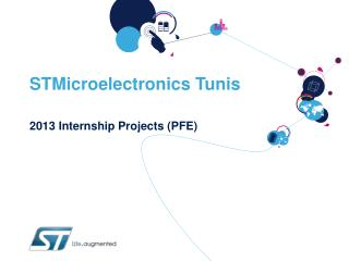 STMicroelectronics Tunis
