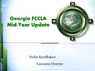 Georgia FCCLA Mid-Year Update