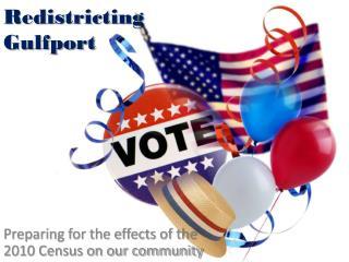 Redistricting Gulfport