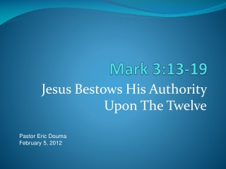 who is an apostle