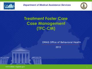 Treatment Foster Care Case Management (TFC-CM)