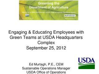 USDA HQ Complex