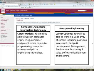 Computer Engineering Information technology