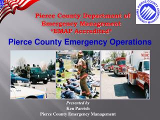 Pierce County Emergency Operations