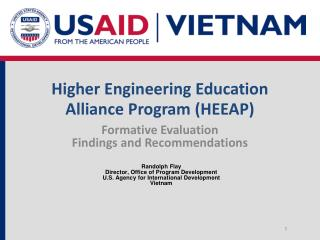 Higher Engineering Education Alliance Program  (HEEAP)