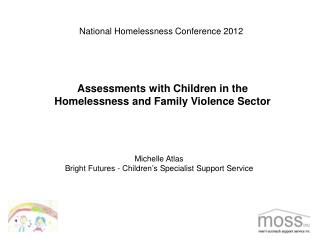 National Homelessness Conference 2012