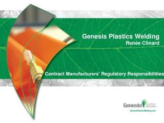 Genesis Plastics Welding Renée Clinard