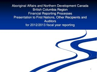 2012/2013 Year-End Reporting Handbook