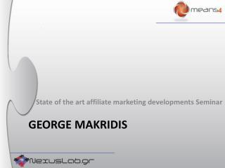 George  makridis