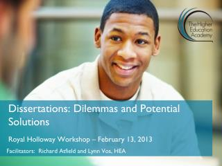 Dissertations: Dilemmas and Potential Solutions