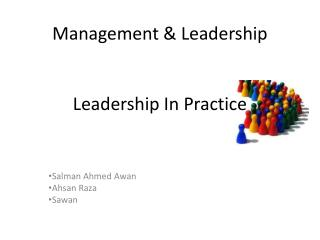 Management & Leadership Leadership In Practice