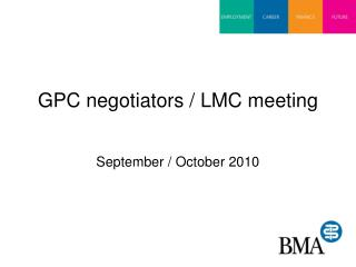 gpc negotiators