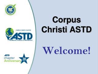Corpus Christi ASTD