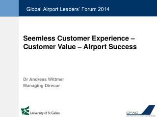Global Airport Leaders' Forum 2014