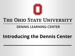 DENNIS LEARNING CENTER
