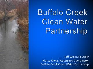 Buffalo Creek Clean Water Partnership