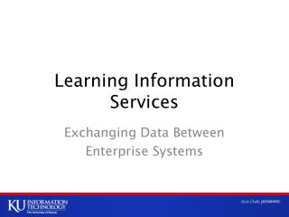 Learning Information Services