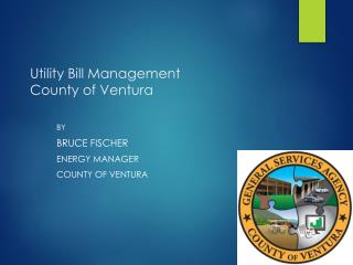 Utility Bill Management County of Ventura