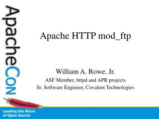 apache http mod_ftp