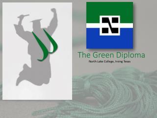 The Green Diploma