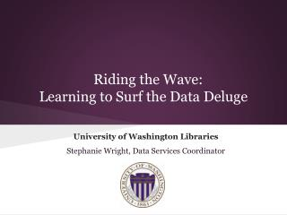 Riding the Wave: Learning to Surf the Data Deluge