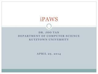 iPAWS