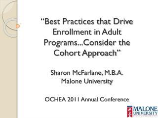 Management Program  1984 First Cohort
