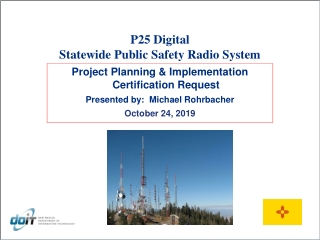 digital trunked radio system training
