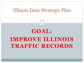 Illinois Data Strategic Plan