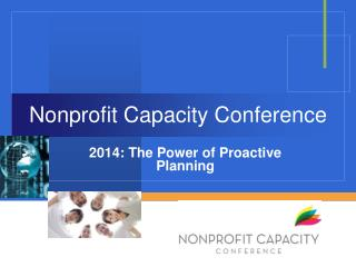 Nonprofit Capacity Conference