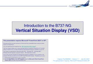 VSD Presentation