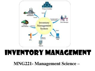 MNG221- Management Science �