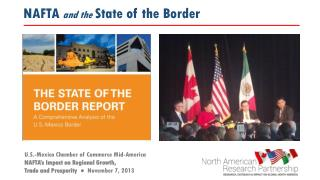NAFTA  and the  State of the Border