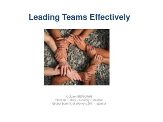 Leading Teams Effectively