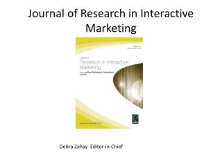 Journal of Research in Interactive Marketing