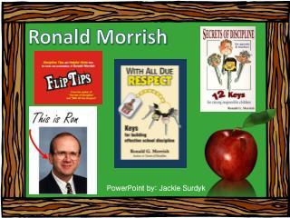 Ronald  Morrish