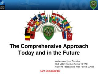 The Comprehensive Approach Today and in the Future
