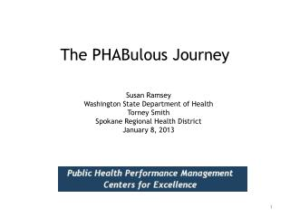 The PHABulous Journey
