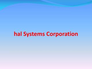 hal Systems Corporation
