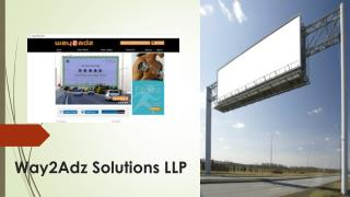 Way2Adz Solutions LLP