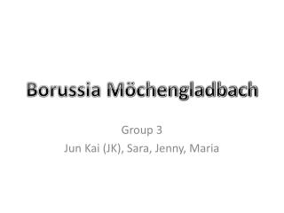 Borussia M �chengladbach